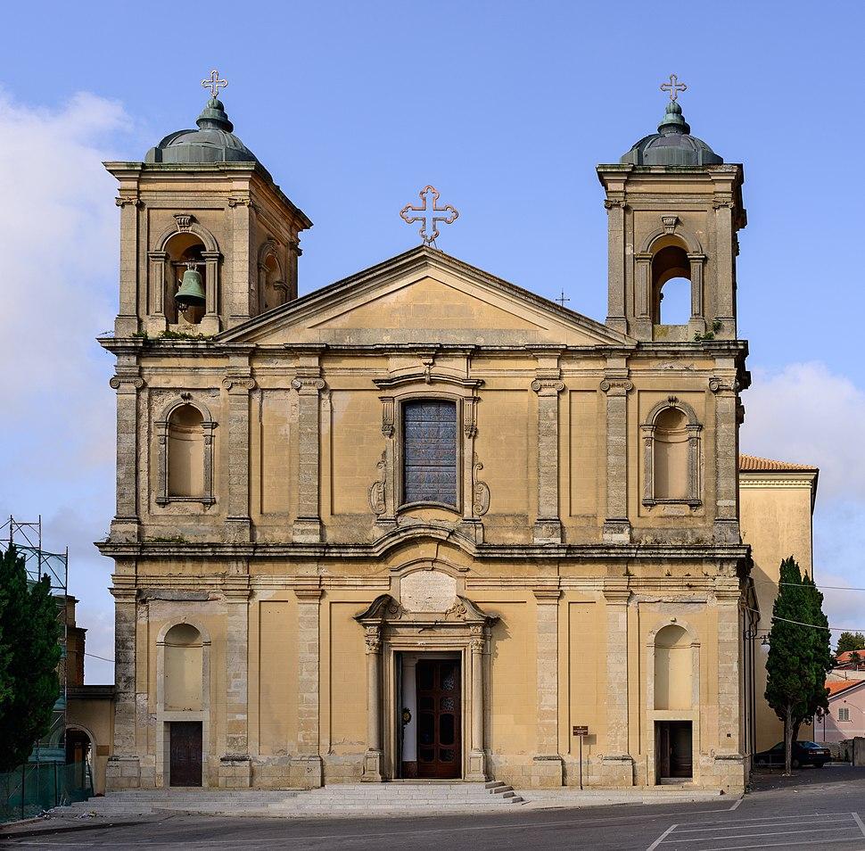 Duomo Santa Maria Maggiore - Vibo Valentia - Calabria - Italy - July 21st 2013 - 02