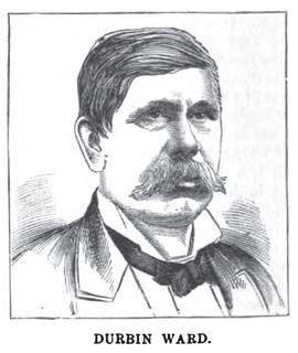 Durbin Ward Union Army general