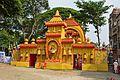 Durga Puja Pandal - Biswamilani Club - Padmapukur Water Treatment Plant Road - Howrah 2015-10-20 6081.JPG
