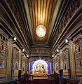 Durga Puja Pandal Interior - Falguni Sangha - Suren Tagore Road - Kolkata 2014-10-02 8912-8918.tif