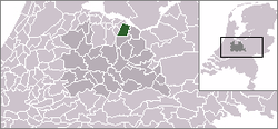 Location of Eemnes