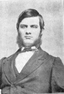 Dwight Marcy American politician