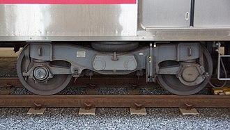 E331 series - Image: E331 TR257 car 8 Kunitachi 20140325
