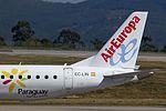 EC-LIN Embraer 195 Air Europa tailfin VGO.jpg