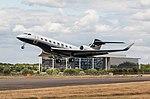 EGLF - Gulfstream G650 - VP-BCT (28667476567).jpg