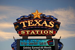Texas Station - Texas Station in 2008