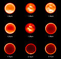 ESO- Titan Observed Through Nine Different Filters on November 26, 2002-phot-08a-04-hires.jpg