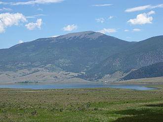 Eagle Nest, New Mexico - Eagle Nest Lake