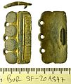 Early-Medieval-Anglo-Saxon wrist clasp of Hines' form B18f (FindID 563850).jpg