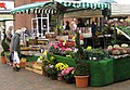 Early birds at the plant stall - geograph.org.uk - 1002490.jpg