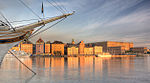Early morning in Stockholm Old Town (3731398839).jpg
