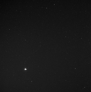 The Earth and Moon captured by the MESSENGER Wide Angle Camera from a distance of 183 million kilometers