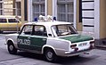 East German police car in the new colors of Germany (1991).jpg