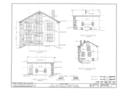 Easton Storehouse, Seneca Turnpike, Onondaga Hill, Onondaga County, NY HABS NY,34-ONDA,1- (sheet 2 of 4).png