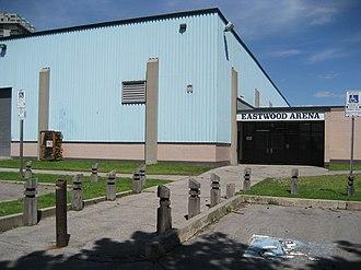 Burlington Street (Hamilton, Ontario) - Eastwood Arena
