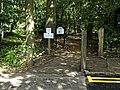 Easy Access Path entrance, High Beach, Essex, England 1.jpg