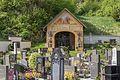Ebenthal Gurnitz Friedhof Gruftkapelle der Proepste von Gurnitz 22042016 1738.jpg