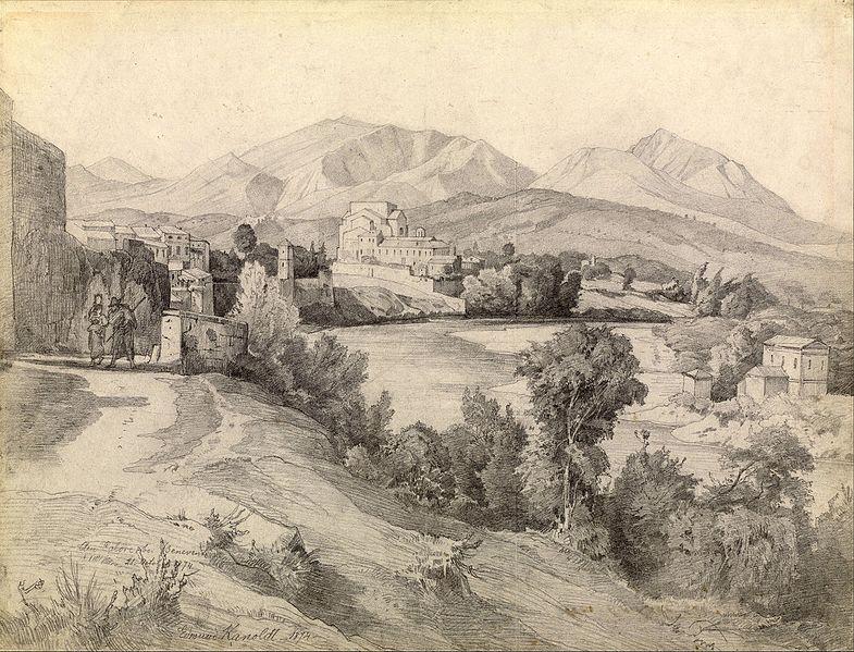 File:Edmund Kanoldt (German - View of Benevento - Google Art Project.jpg