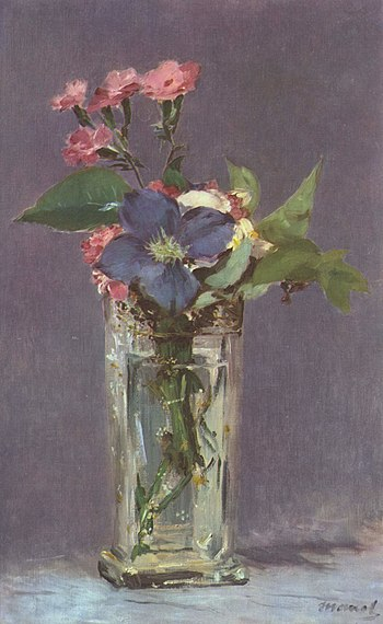 Flowers In A Crystal Vase Wikipedia