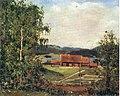 Edvard Munch - Landscape. Maridalen by Oslo.jpg