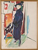 Edvard Munch - Model with Hat and Coat - MM.M.00297 - Munch Museum.jpg