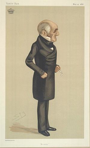 Edward Herbert, 3rd Earl of Powis - Image: Edward James Herbert, Vanity Fair, 1876 05 27