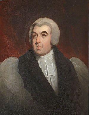 Edward Legge (bishop) - Image: Edward Legge by John Partridge