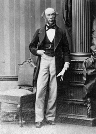 Edwin Wyndham-Quin, 3rd Earl of Dunraven and Mount-Earl - 3rd Earl of Dunraven and Mount-Earl, 1861