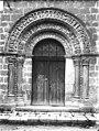 Eglise - Portail sud - Saint-Mandé-sur-Brédoire - Médiathèque de l'architecture et du patrimoine - APMH00031188.jpg