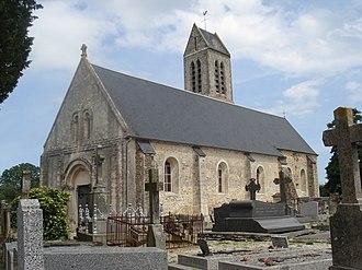 Le Breuil-en-Bessin - The church in Le Breuil-en-Bessin