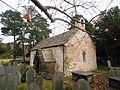 Eglwys Sant Gwyddelan, Dolwyddelan, Gwynedd, Cymru 42.JPG