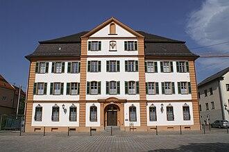 Ehingen - Ehingen (Donau) Ständehaus