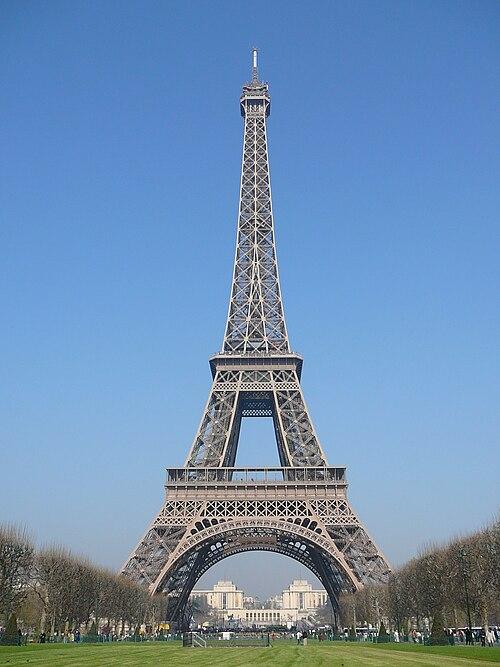 Eiffel-torony – Wikipédia