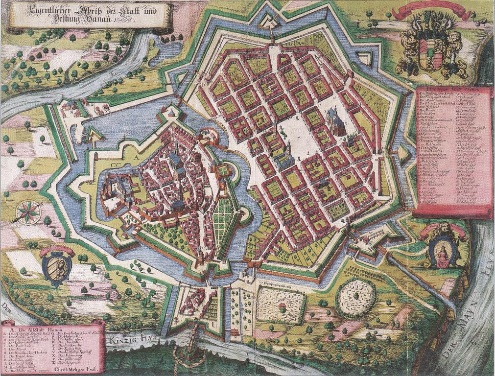 File:Eigentlicher Abriss der Stadt und Festung Hanau (1684