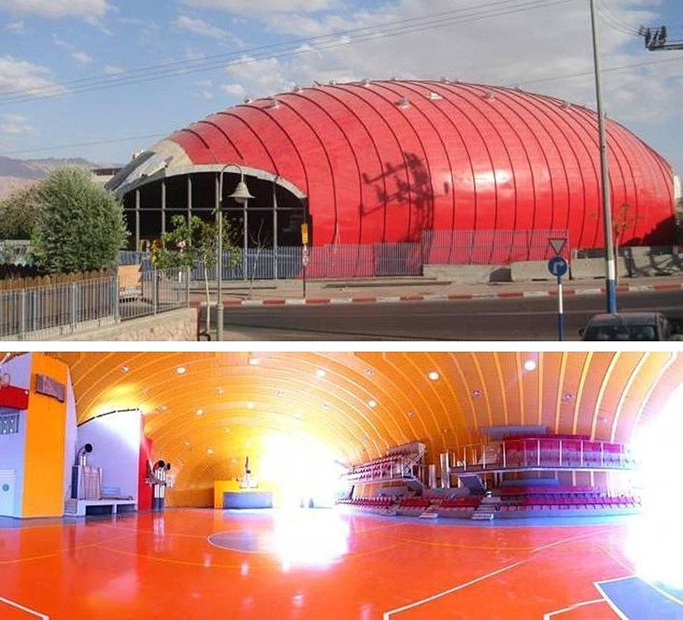 Eilat Sports Center by Bodek Achitects
