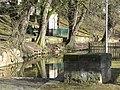 Einzingen - Bauernstein, Nagelstein und Kriegerdenkmal.jpg
