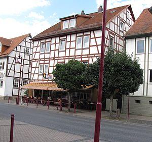 Kaufungen - Eis Cafe Cortina