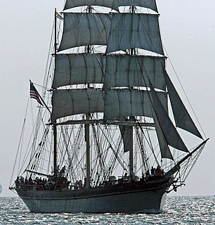 <i>Elissa</i> (ship) three-masted barque