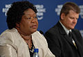 Elizabeth Mataka, 2009 World Economic Forum on Africa.jpg