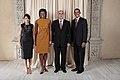Elmar Mammadyarov with Obamas.jpg