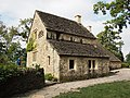 English Limestone Cottage with Garden in full bloom (9712148652).jpg