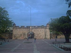 Puerta del Conde - Image: Entrada conde