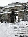 Entrada principal a la fortalesa de Suomenlinna, Helsinki (febrer 2012) - panoramio.jpg