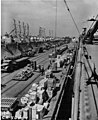 Equipment and supplies being loaded onto the USS CHILTON in San Diego, summer 1947 (DONALDSON 22).jpeg