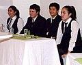 Equipo de debates 'Kick-Ass', Colegio de la Preciosa Sangre, 2012.jpg