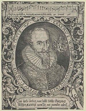 Erasmus Widmann - Erasmus Widmann
