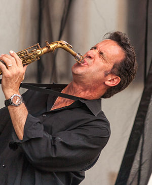 Eric Marienthal - Marienthal in 2012