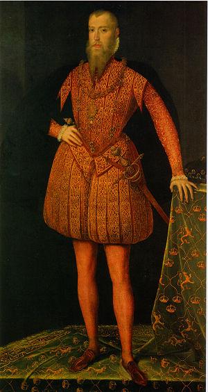Steven van der Meulen - Erik XIV of Sweden, 1561