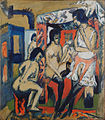 Ernst Ludwig Kirchner - Nudes in Studio - Google Art Project.jpg