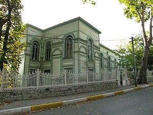 Yıldız - Ertuğrul Tekke Mosque